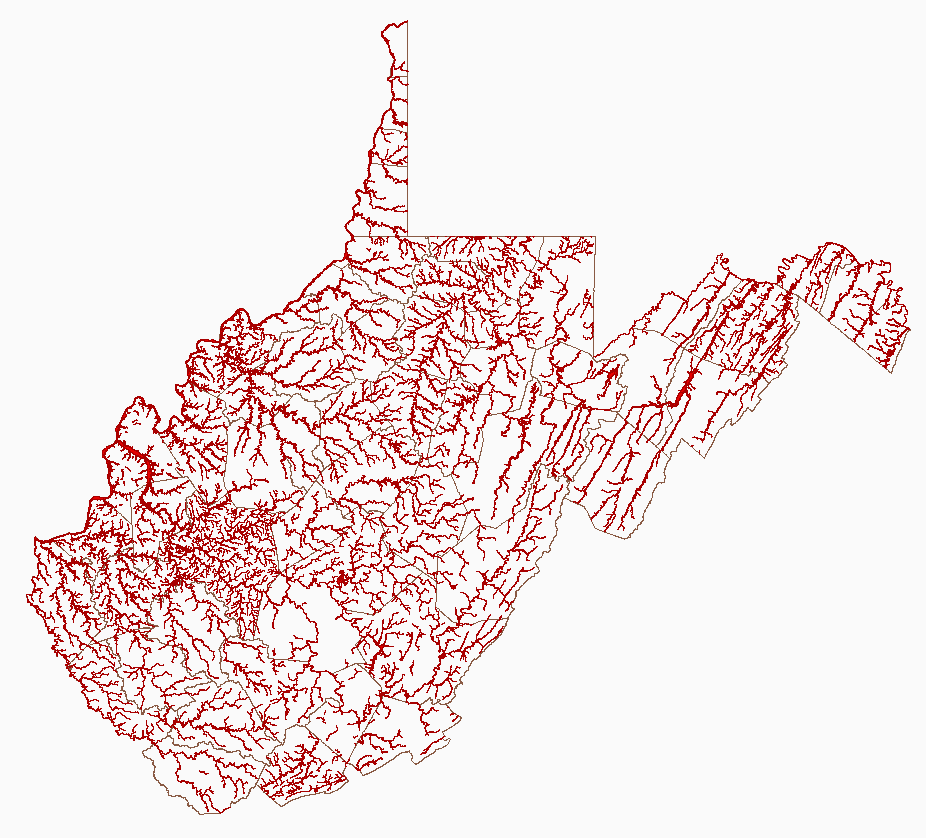 WVGISTC: GIS Data Clearinghouse on